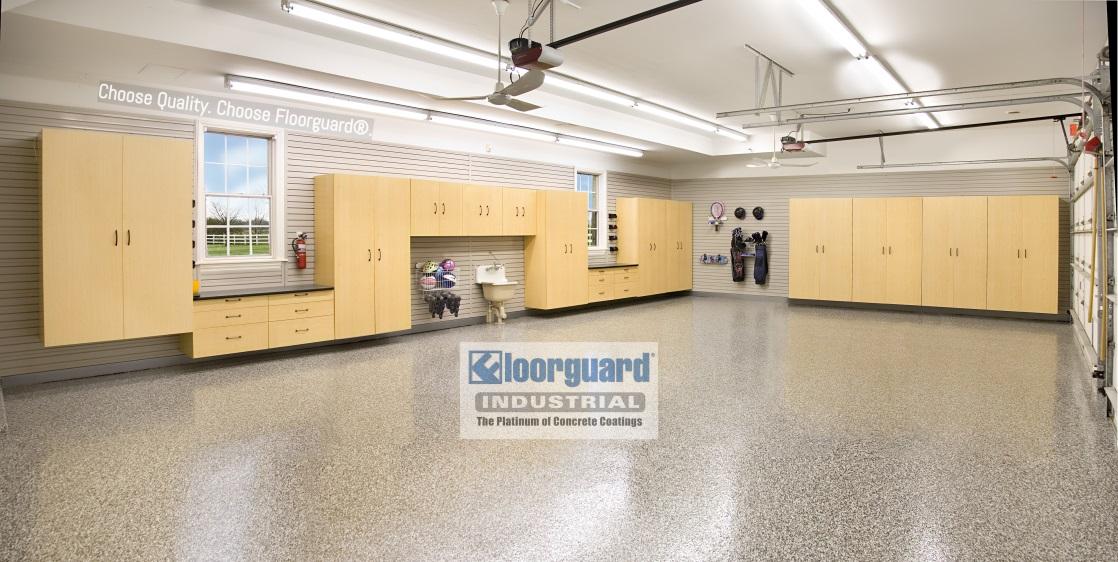 Clean Garage with Floorguard Flooring | Floorguard.com