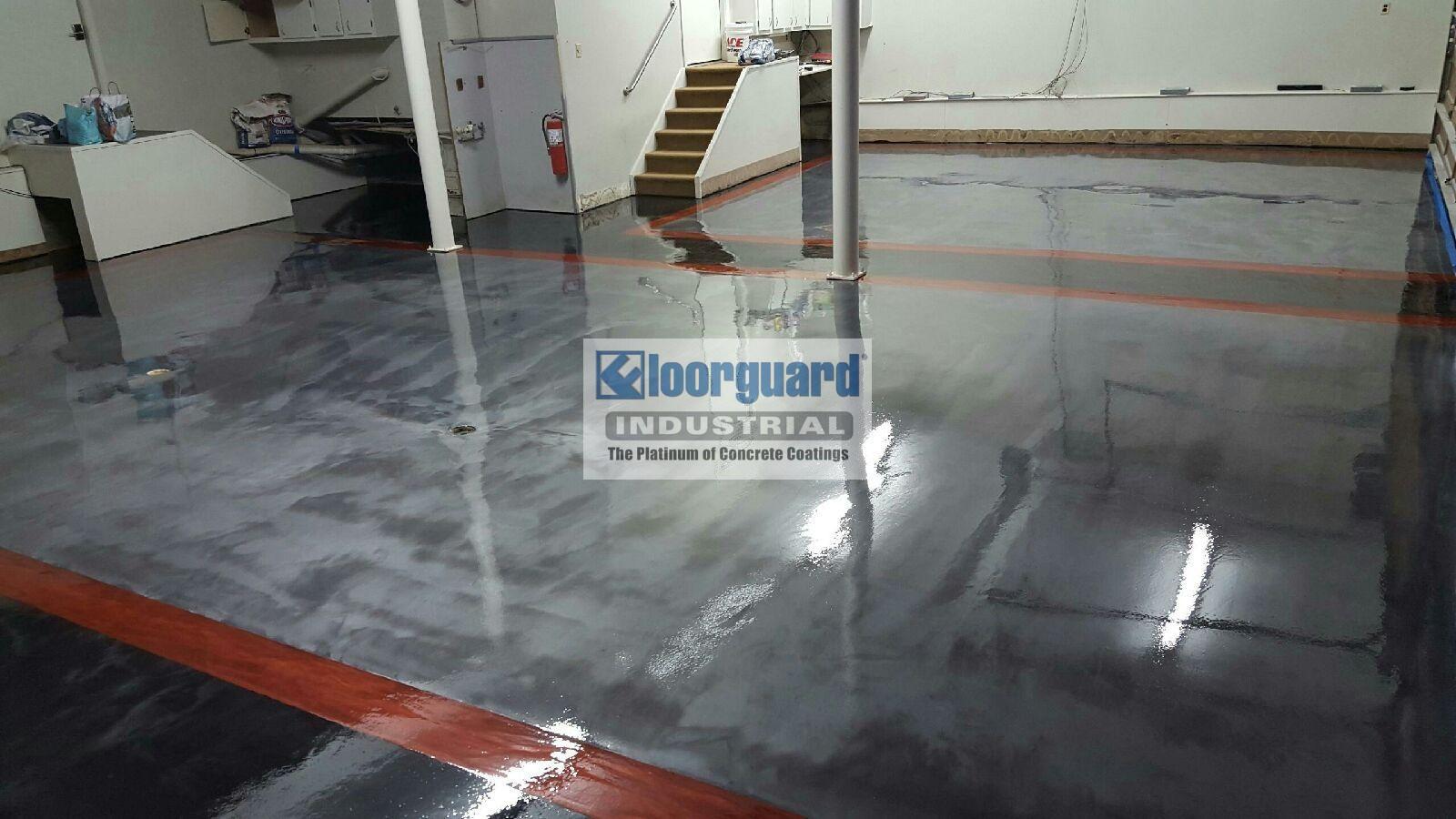 Floor Coverings for Concrete Floors | Floorguard.com