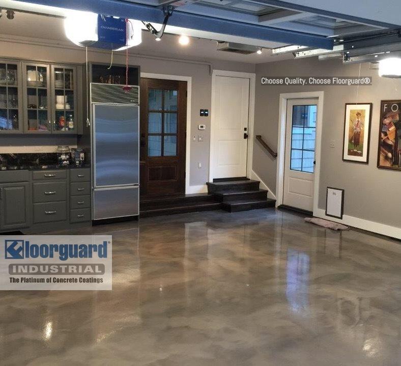 Best Garage Floor Epoxy | Floorguard.com
