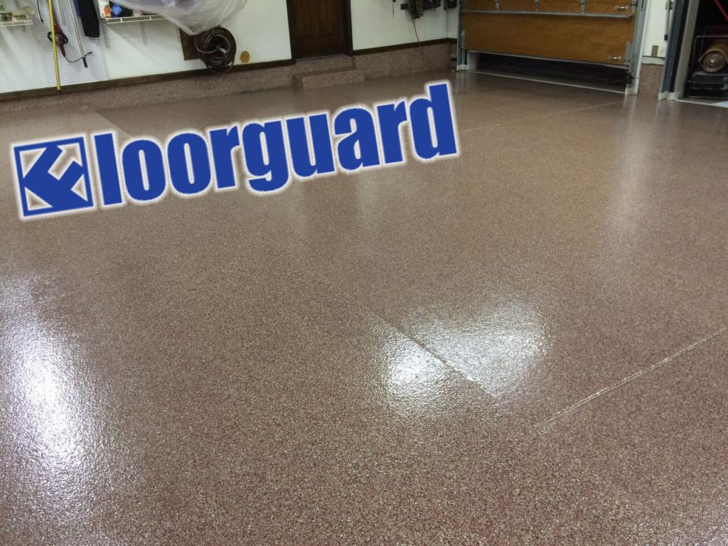 Garage Epoxy Floors in Geneva, IL | Floorguard.com
